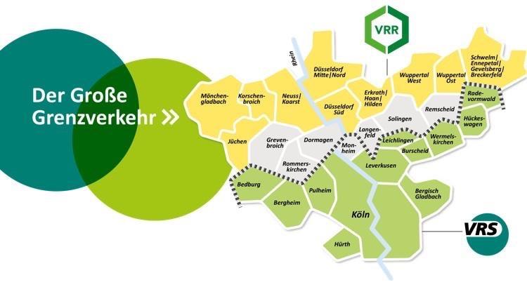 Vrr Vrs Ubergangstarife Regiobahn